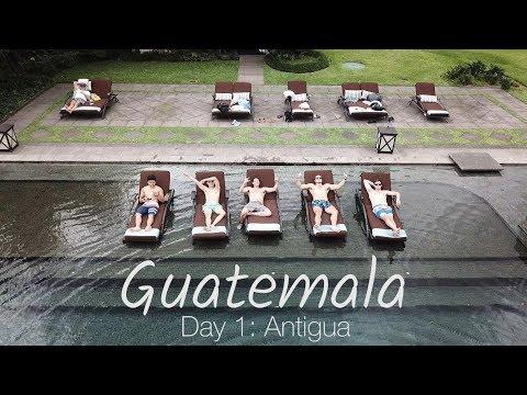 Country Club Lifestyle - Guatemala Day 1