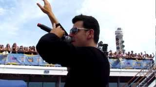 NKOTB Cruise 2012 - Sail Away Party - Live It Up