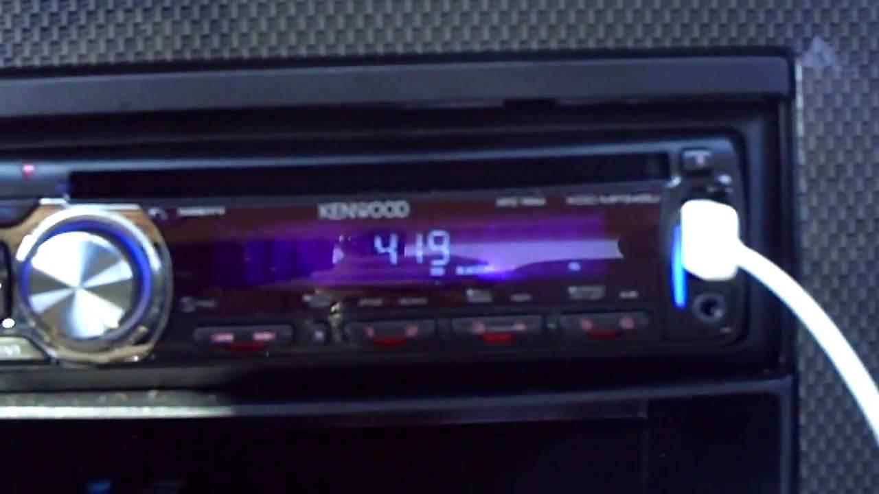 Wiring Diagram For Radio 1991 Toyota Land Cruiser Kenwood Kdc-mp345u Review - Youtube