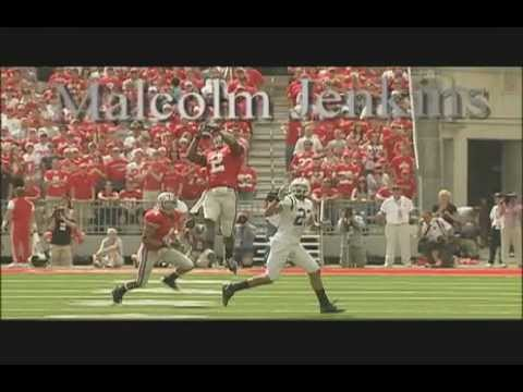 The Official Malcolm Jenkins College Highlight.mp4