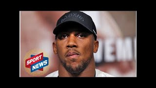 Anthony Joshua sent Oleksandr Usyk warning by Prince Naseem Hamed