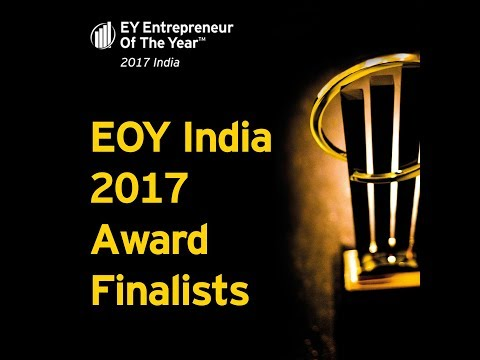 Meet the innovators - Finalists for the Entrepreneur of the Year 2017 Awards Program