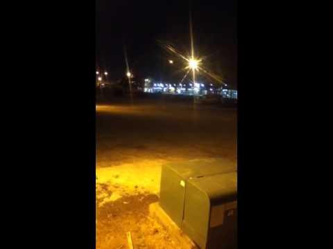 Strange sound heard in N.E.Calgary feb 12 2014