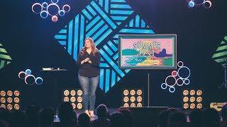 SUMMERFEST // Annie F. Downs // Week 4 Message Only // Cross Point Church