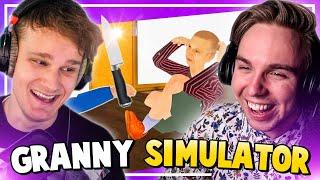 GRANNY SIMULATOR! - Met Ronald
