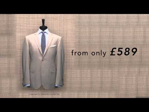 Stay stylish in linen this summer from just £589