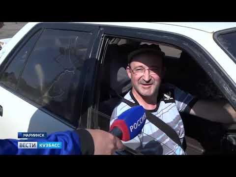 Жители Мариинска пожаловались на опасный железнодорожный переход