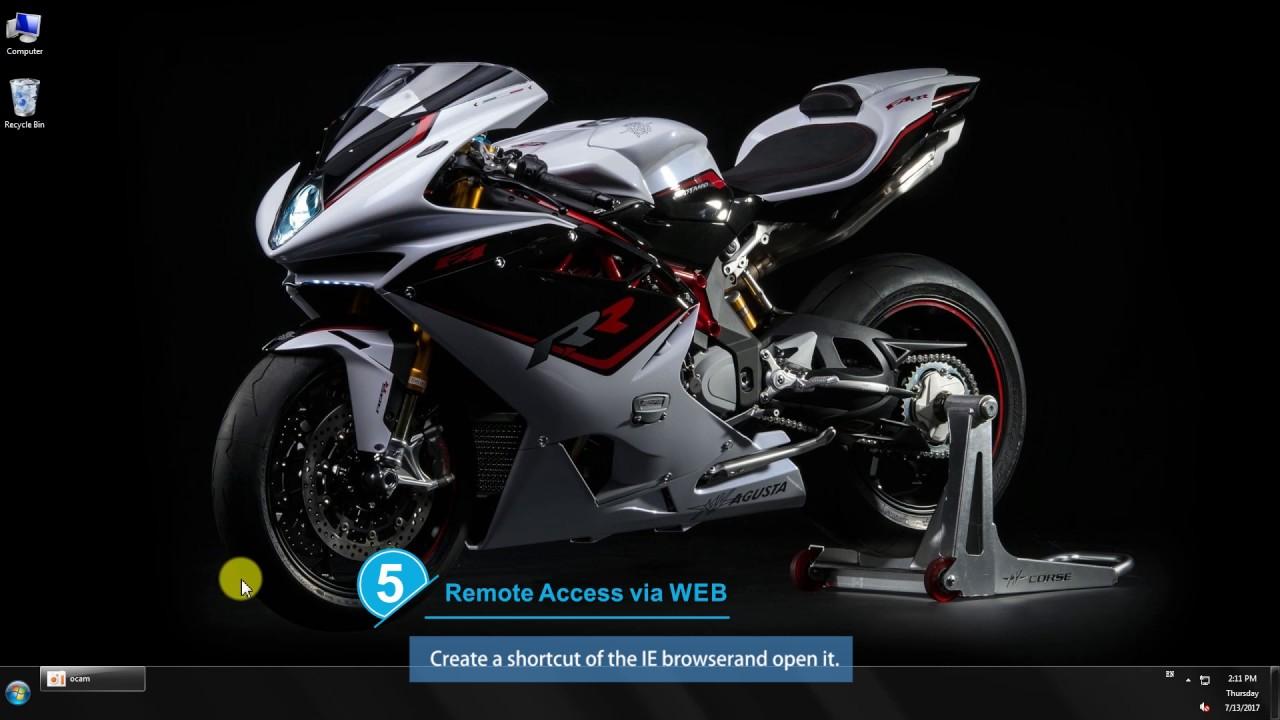 Internet Access for ELEC Security Camera