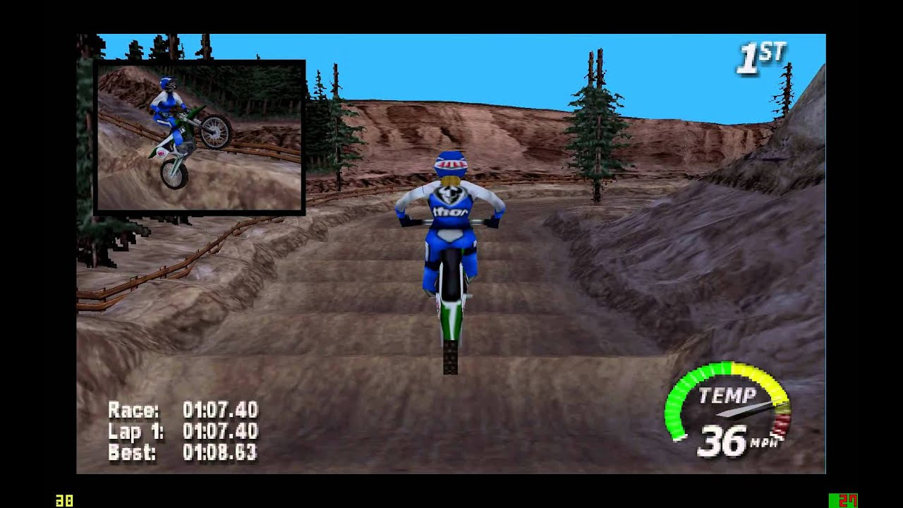 Image result for excitebike n64
