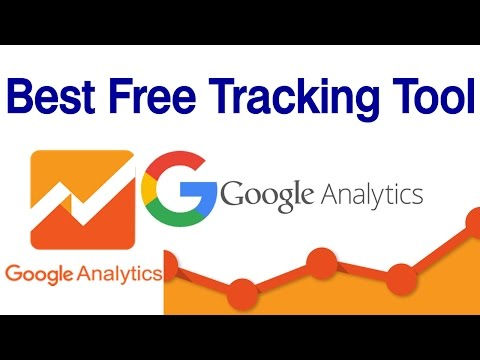 Google Analytics - Ultimate free tracking  tools provided for public