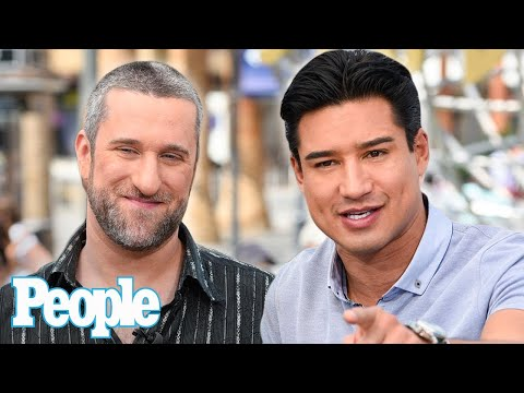 Mario Lopez Reacts to Dustin Diamond's Cancer Diagnosis: 'God Bless & Prayer's Up' | PEOPLE