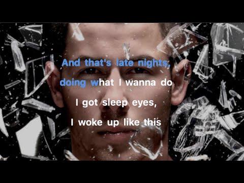 Nick Jonas - Bacon ft. Ty Dolla $ign Karaoke