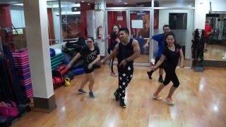 Te Vivi Elvis CRespo Ft Maluma Coreografia Rafa Fuentes Zumba