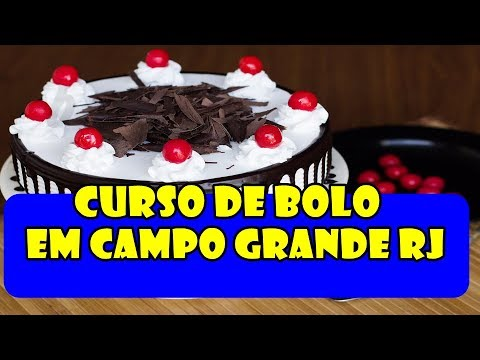 Видео Curso de boleira rj