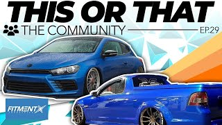 Turbocharged or Supercharged!?   This or That EP.29   The Community