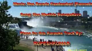 Nee Meetida Nenapellavu Piano For Karaoke By Rupesh