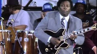 B.B. King - Everyday I Have The Blues (Live At Farm Aid 1985)