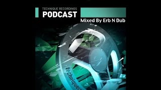 Erb N Dub – Technique Podcast 43 (15-09-2015)