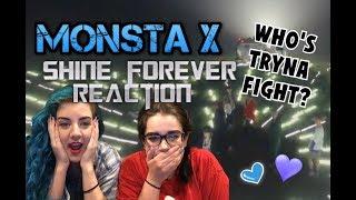 MONSTA X [몬스타엑스] SHINE FOREVER REACTION | 1000% NO THANKS!!!!