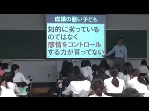 2016.7.7 東京家政大学短大 「マシュマロテスト」