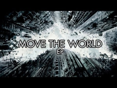 Invaders Of Nine (Turn My World Around) Move The World EP