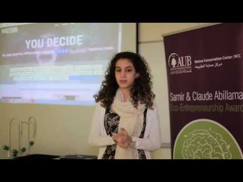 Entrepreneurs Around The World: Interview with Tina El-Khoury | Beirut, Lebanon