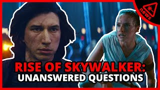 6 Unanswered Questions from Star Wars: The Rise of Skywalker (Nerdist News w/ Dan Casey)