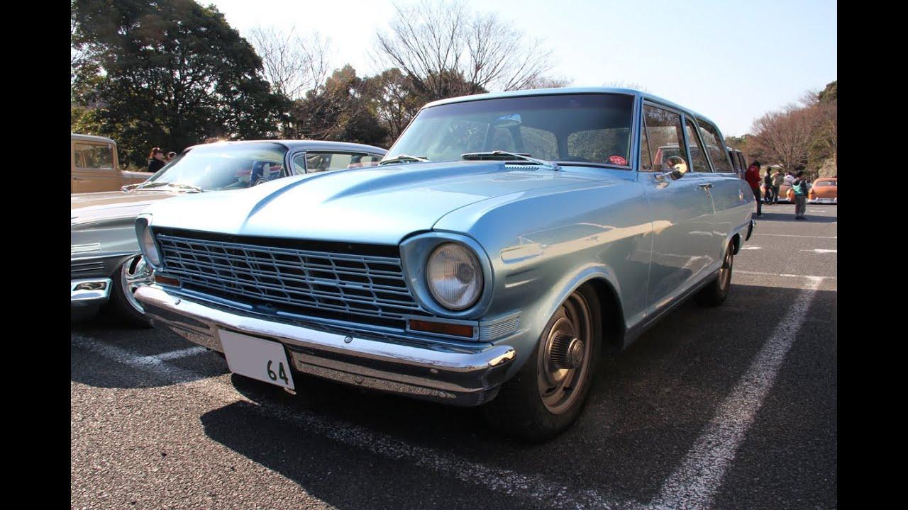 All Chevy 64 chevy ii : 1964 Chevrolet Chevy II NOVA Wagon - YouTube