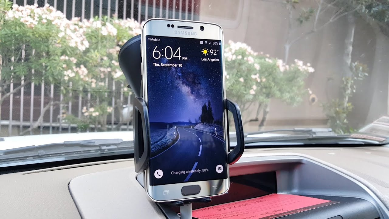 Car Wifi: Best Wireless Charging Dock For The Car