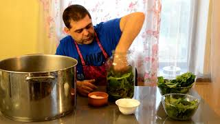 Самый простой рецепт холодной засолки черных груздей