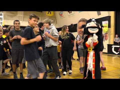 Tinicum School - Running Man Challenge 2016