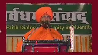 Swami Agnivesh was on Politics on Hindu Muslim Issue