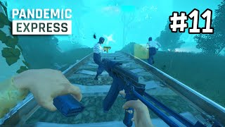 Pandemic Express Zombie Escape[Thai] #11 ซอมบี้ที่แอร์ดรอป