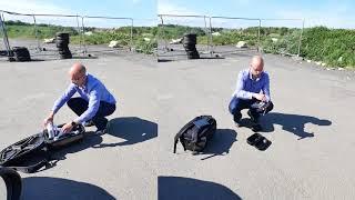 DJI Mavic vs Phantom: Set up + fly time comparison