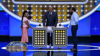 What do women lie about? It all boils down to MONEY!!!! | Family Feud Africa