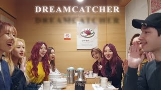 I Went On A Date With A Kpop Girl Group (Dinner with Dreamcatcher)