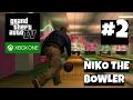 GTA IV | (PART 2) - NIKO THE BOWLER (XBOX ONE)