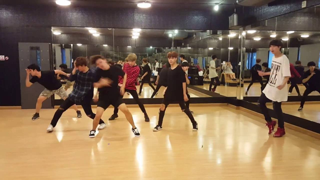 Bulletproof Cover BTS(방탄소년단) - Blood Sweat & Tears(피 땀 눈물) Dance Practice Ver.