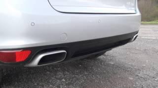 Porsche Cayenne S Diesel acceleration 0-100 km/h with 4.2l Diesel V8 382 hp - Autogefühl Autoblog