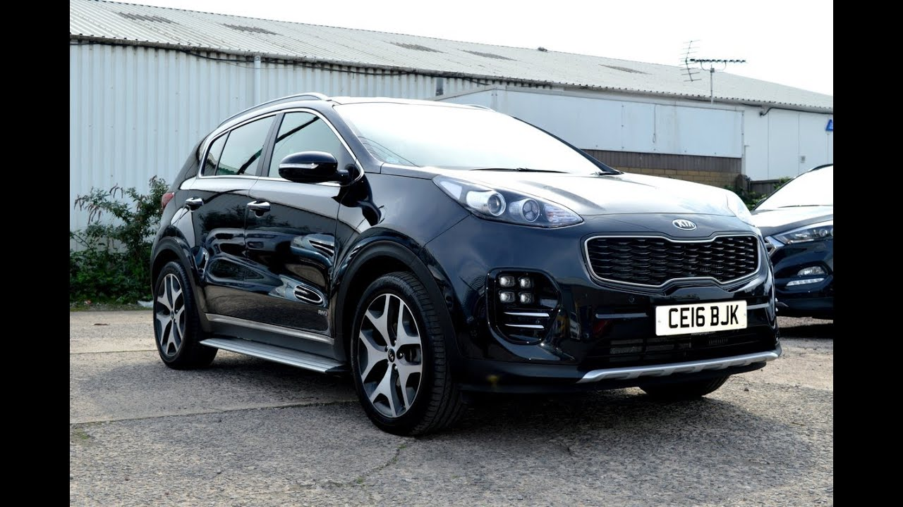 wessex garages penarth road cardiff used kia sportage crdi gt line diesel auto ce16bjk. Black Bedroom Furniture Sets. Home Design Ideas