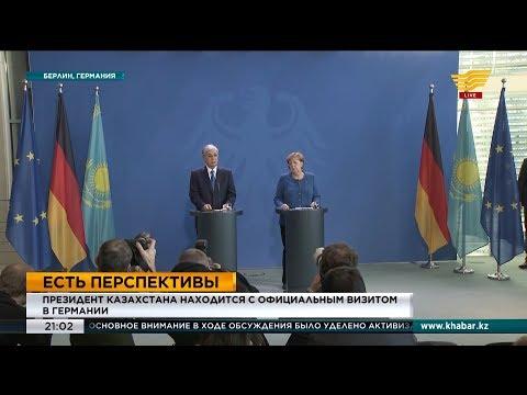Президент Казахстана находится
