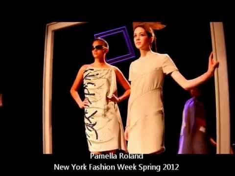 Pamella Roland - Spring 2012 New York Fashion Week - Meniscus Magazine