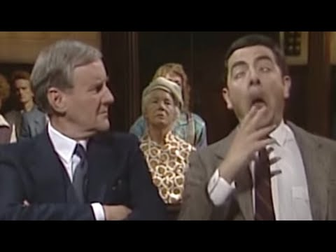 Achoo!   Funny Clips   Mr Bean Official