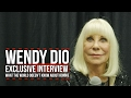 Download Wendy Dio: What the World Doesn't Know About Ronnie James Dio MP3 song and Music Video