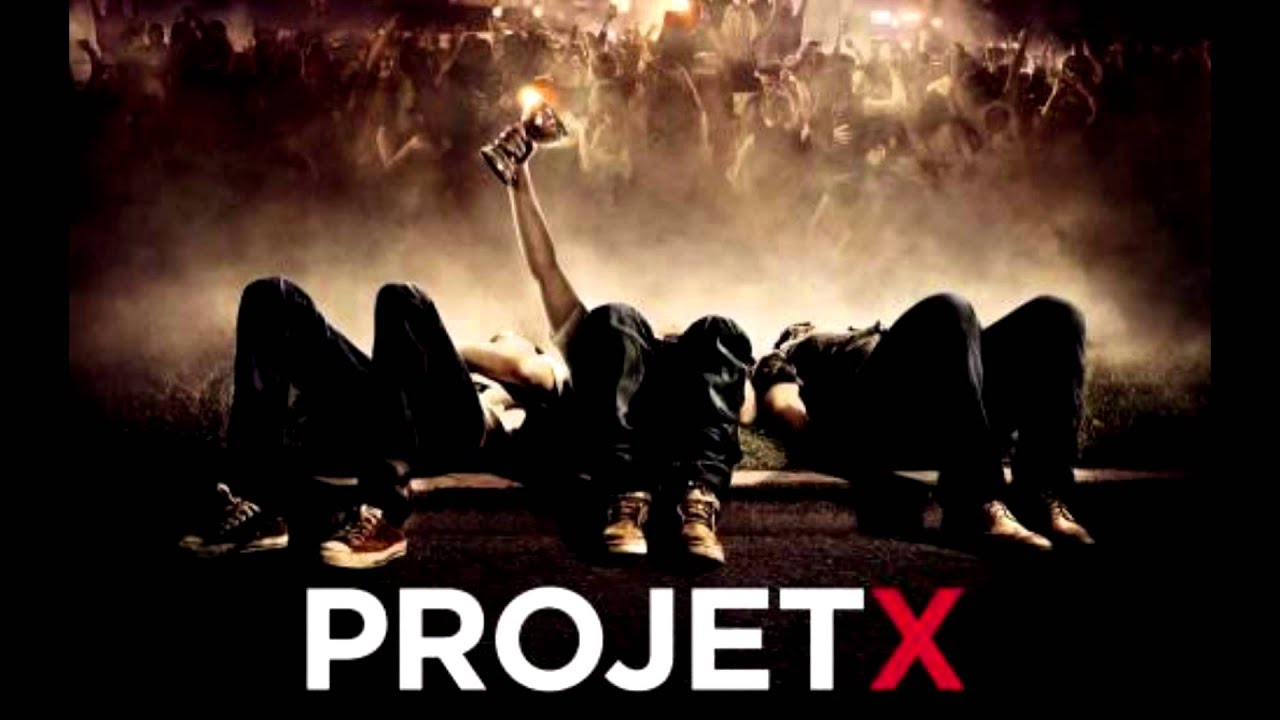 Project X The XX Intro - YouTube