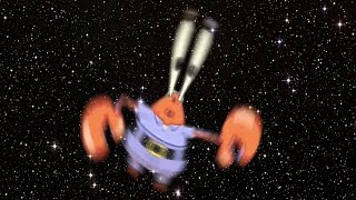 Eugene Krabs - Shooting Robots (Shooting Stars meme)