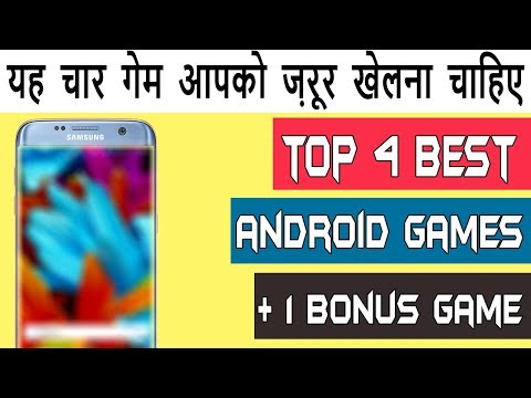 Top 4 Best Android Game 2018