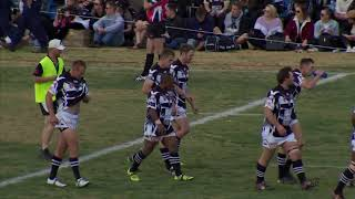 2018 Group 10 Grand Final Full Game - Cowra Magpies v Bathurst Panthers