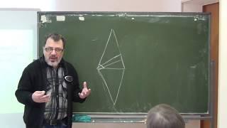 Движение плоскости: осевая симметрия, параллельный перенос, скользящая симметрия