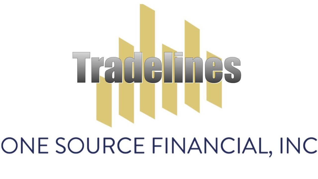 TRADELINES-BOOST YOUR CREDIT SCORE